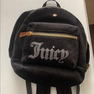 New with tags Juicy Couture mini backpack